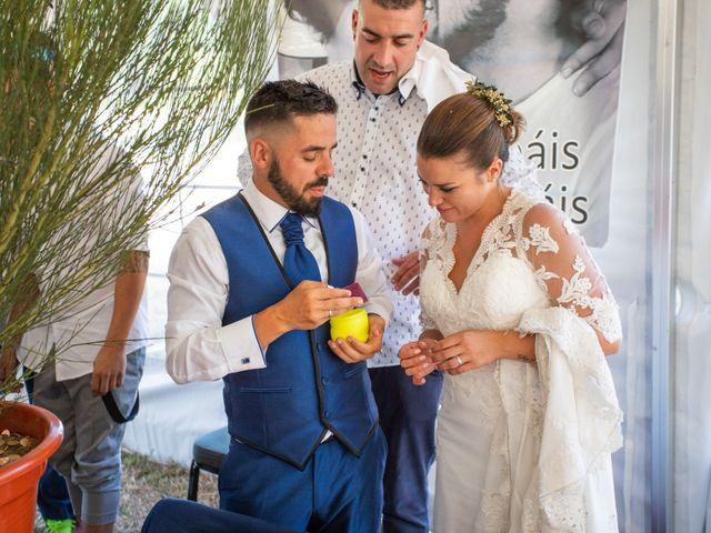 La boda de Miguel y Ivon en Allariz, Orense 239