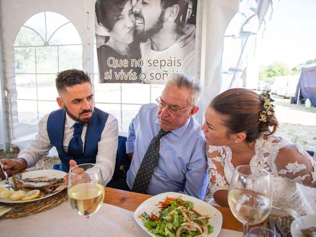 La boda de Miguel y Ivon en Allariz, Orense 245