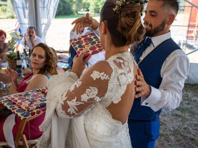 La boda de Miguel y Ivon en Allariz, Orense 246
