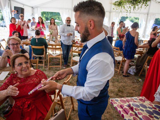 La boda de Miguel y Ivon en Allariz, Orense 247