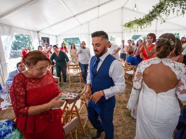 La boda de Miguel y Ivon en Allariz, Orense 248
