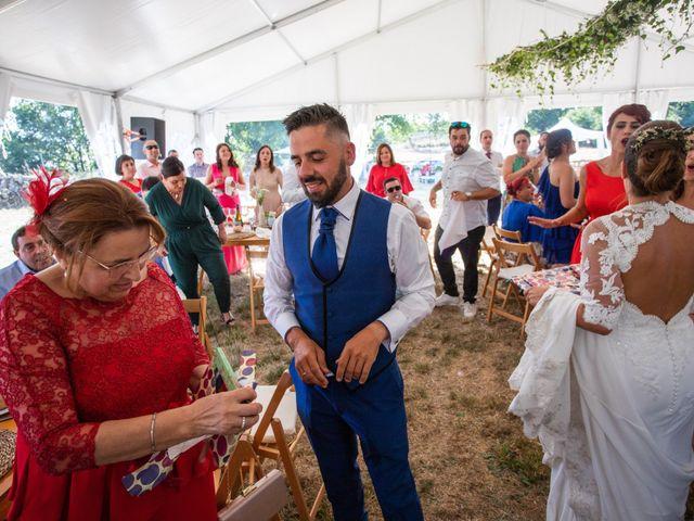La boda de Miguel y Ivon en Allariz, Orense 249