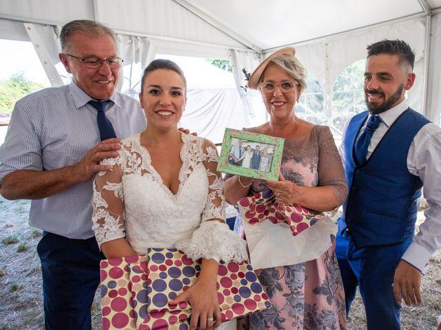 La boda de Miguel y Ivon en Allariz, Orense 255