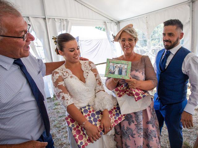 La boda de Miguel y Ivon en Allariz, Orense 256
