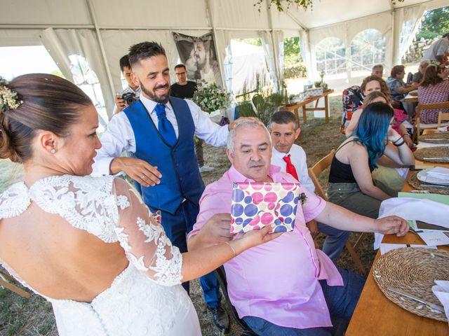 La boda de Miguel y Ivon en Allariz, Orense 258