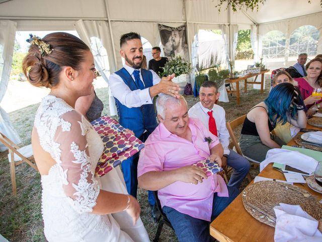 La boda de Miguel y Ivon en Allariz, Orense 259