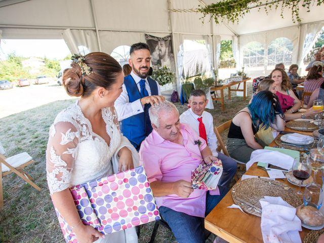 La boda de Miguel y Ivon en Allariz, Orense 260
