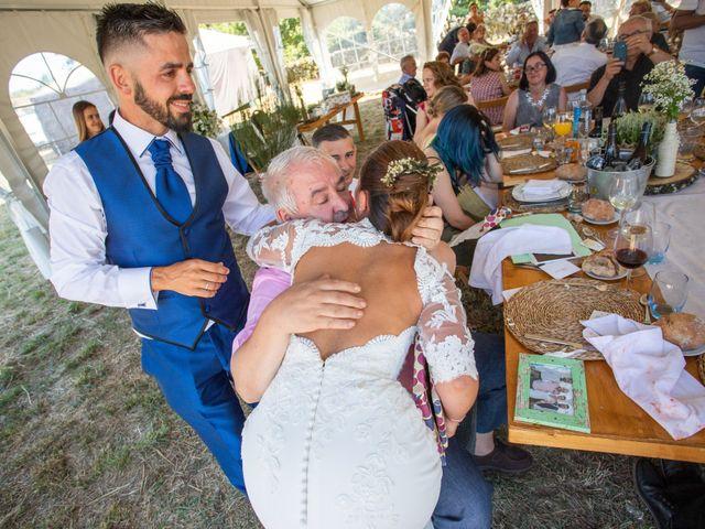 La boda de Miguel y Ivon en Allariz, Orense 264