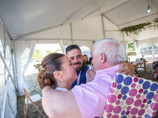 La boda de Miguel y Ivon en Allariz, Orense 267