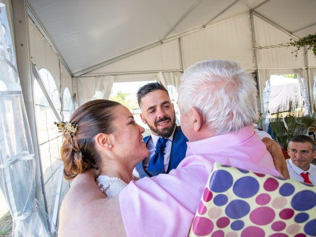 La boda de Miguel y Ivon en Allariz, Orense 268