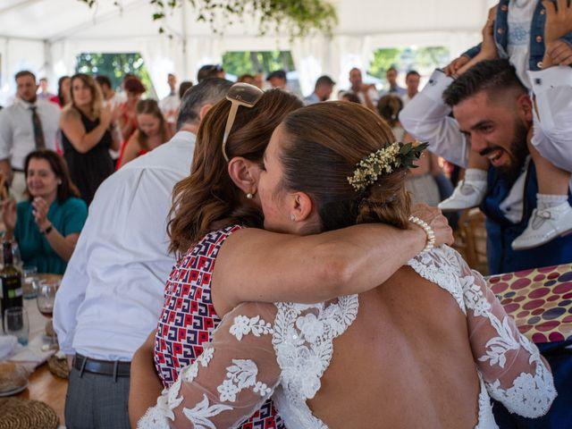 La boda de Miguel y Ivon en Allariz, Orense 270