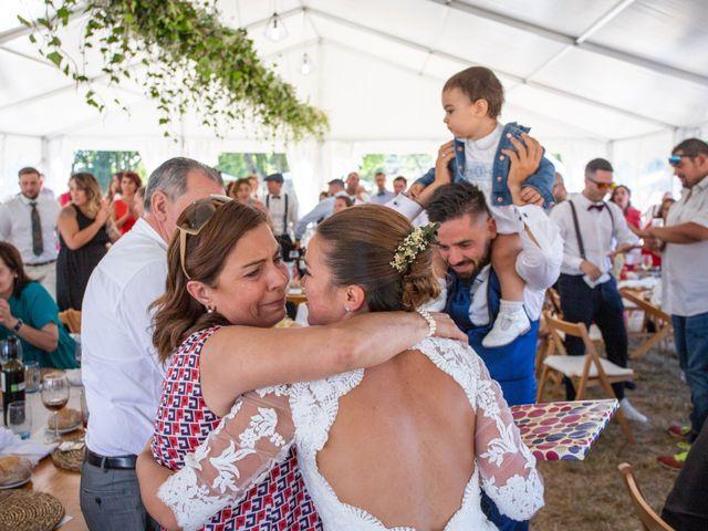 La boda de Miguel y Ivon en Allariz, Orense 271