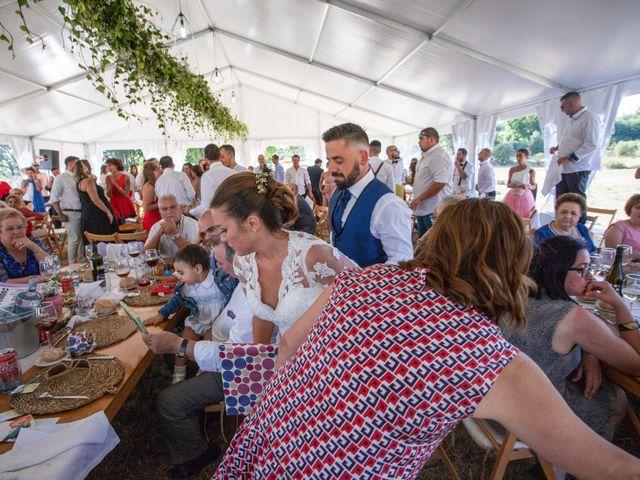 La boda de Miguel y Ivon en Allariz, Orense 272