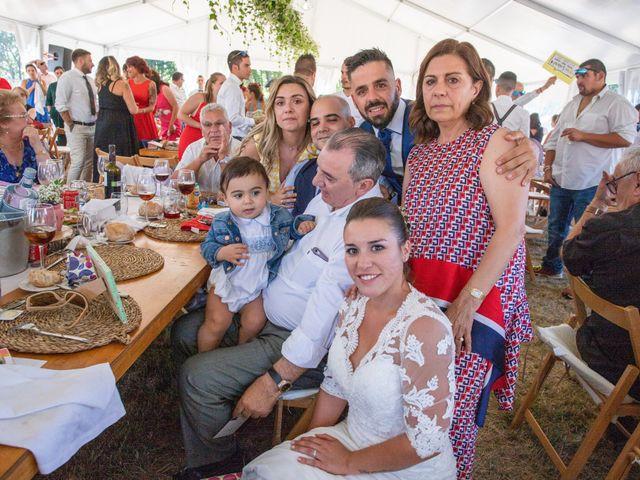 La boda de Miguel y Ivon en Allariz, Orense 273