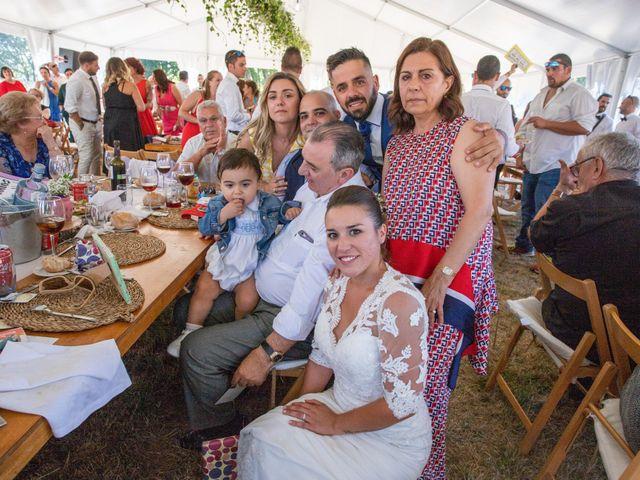 La boda de Miguel y Ivon en Allariz, Orense 274