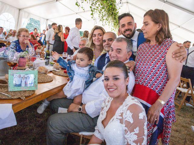 La boda de Miguel y Ivon en Allariz, Orense 275