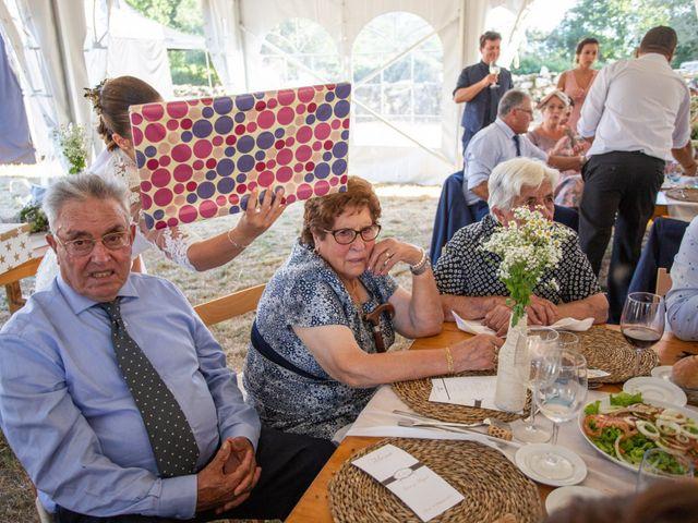 La boda de Miguel y Ivon en Allariz, Orense 276