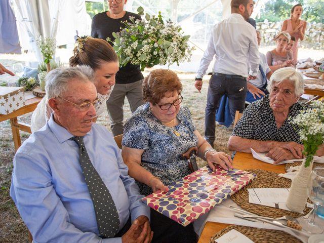 La boda de Miguel y Ivon en Allariz, Orense 277