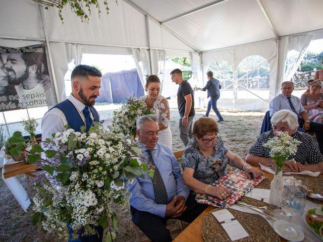 La boda de Miguel y Ivon en Allariz, Orense 279