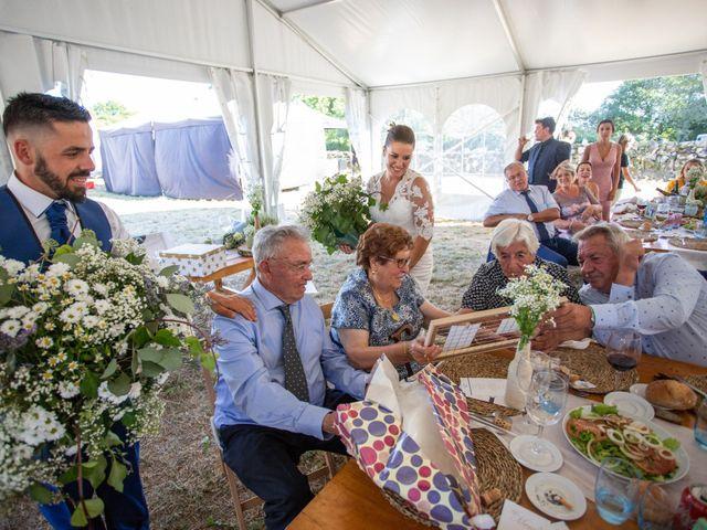 La boda de Miguel y Ivon en Allariz, Orense 281