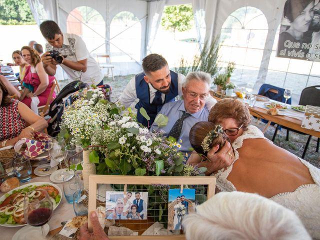 La boda de Miguel y Ivon en Allariz, Orense 282