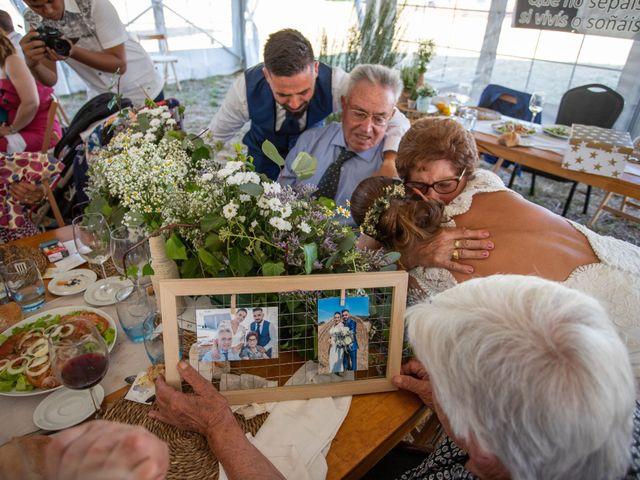 La boda de Miguel y Ivon en Allariz, Orense 283
