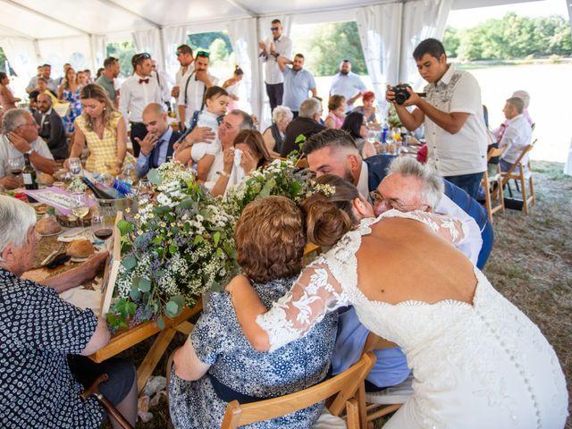 La boda de Miguel y Ivon en Allariz, Orense 285