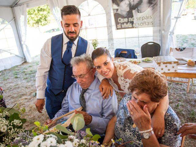 La boda de Miguel y Ivon en Allariz, Orense 286