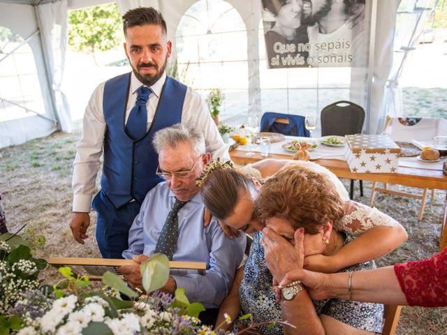 La boda de Miguel y Ivon en Allariz, Orense 287