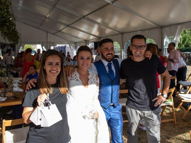 La boda de Miguel y Ivon en Allariz, Orense 292