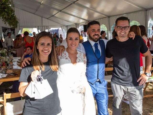 La boda de Miguel y Ivon en Allariz, Orense 293