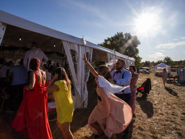La boda de Miguel y Ivon en Allariz, Orense 301