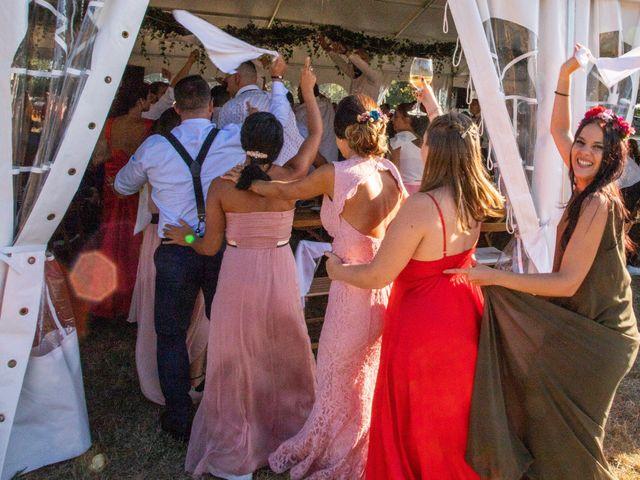La boda de Miguel y Ivon en Allariz, Orense 302