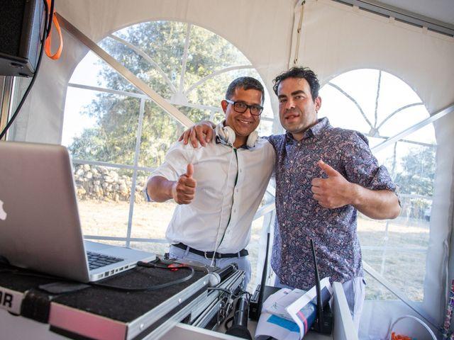 La boda de Miguel y Ivon en Allariz, Orense 306