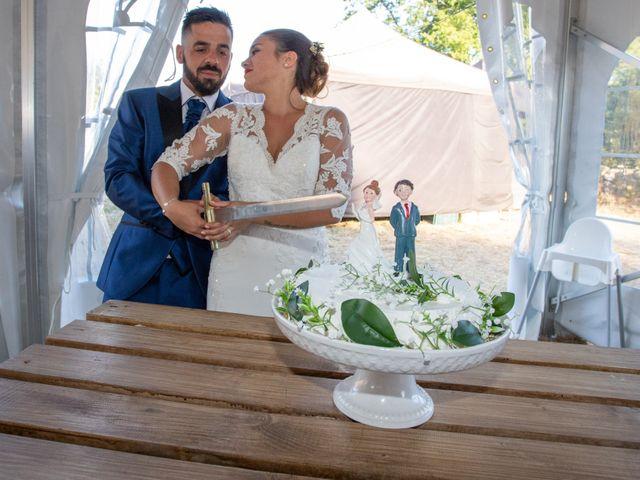 La boda de Miguel y Ivon en Allariz, Orense 308