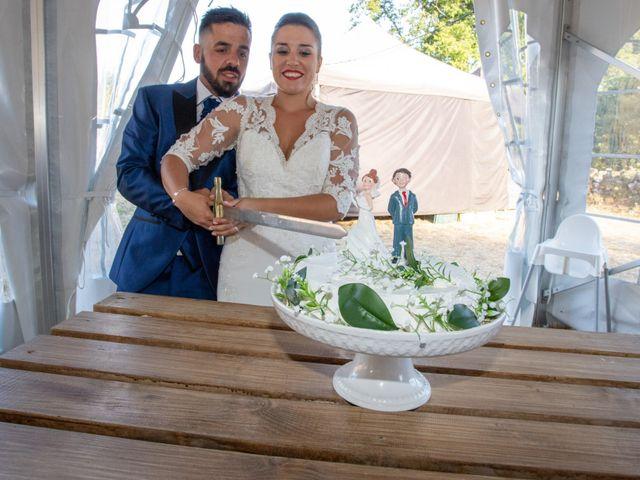 La boda de Miguel y Ivon en Allariz, Orense 309