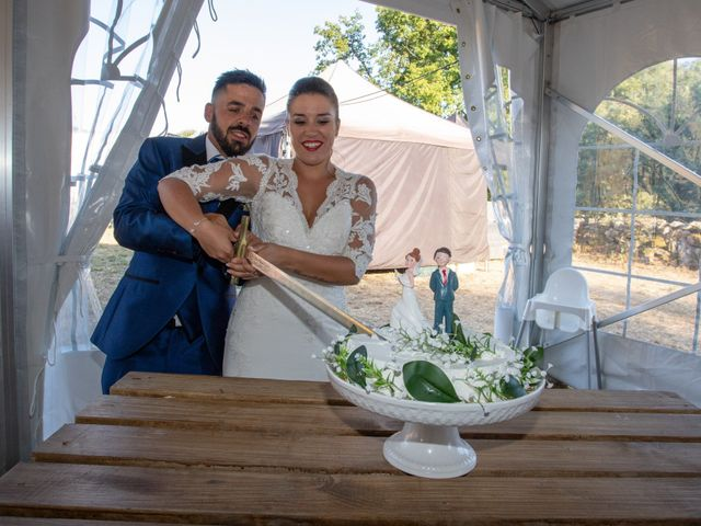 La boda de Miguel y Ivon en Allariz, Orense 310