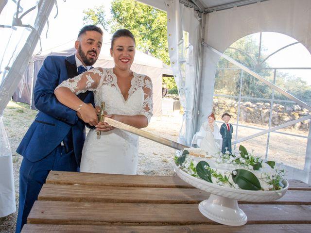 La boda de Miguel y Ivon en Allariz, Orense 311
