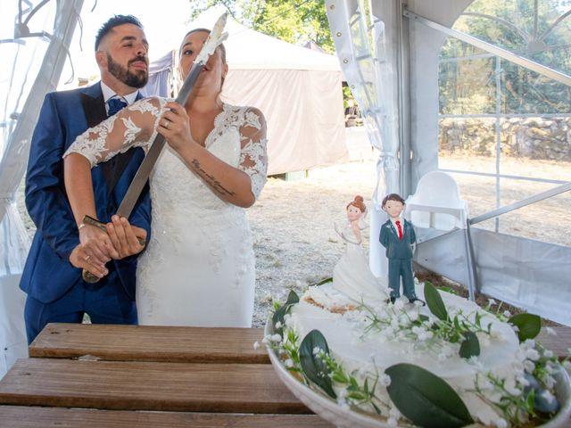 La boda de Miguel y Ivon en Allariz, Orense 312