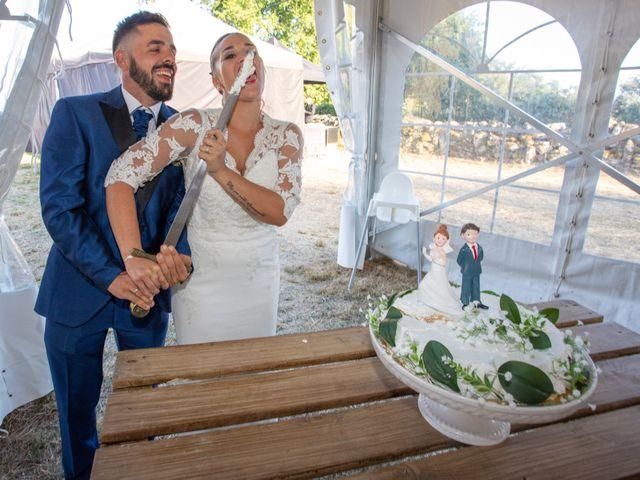 La boda de Miguel y Ivon en Allariz, Orense 313