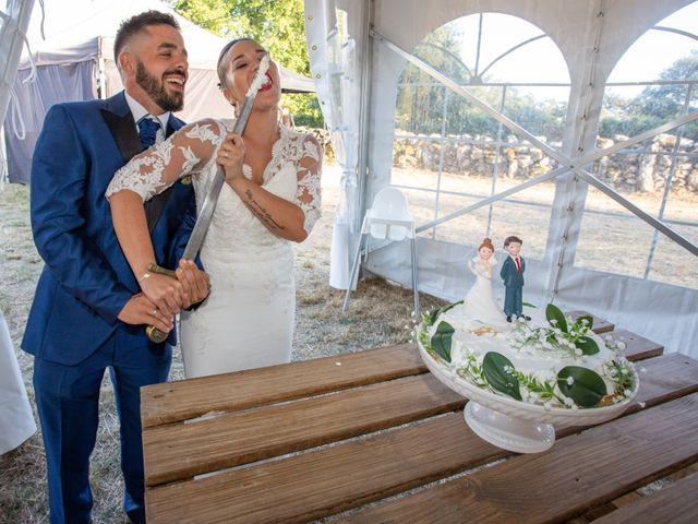 La boda de Miguel y Ivon en Allariz, Orense 314