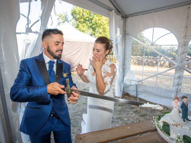 La boda de Miguel y Ivon en Allariz, Orense 315