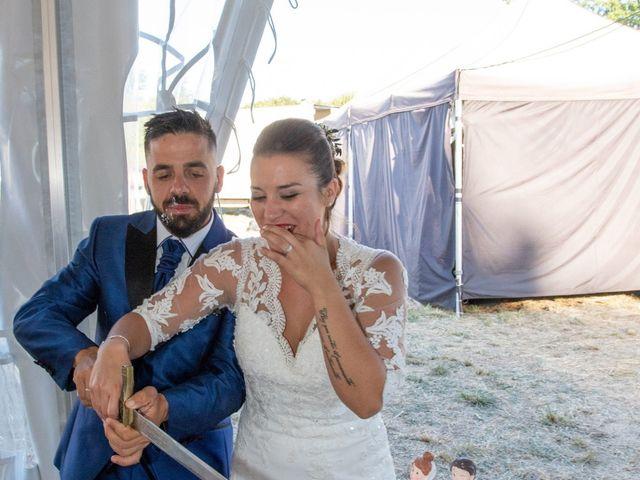 La boda de Miguel y Ivon en Allariz, Orense 316