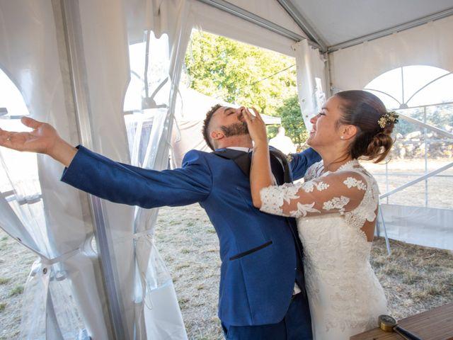 La boda de Miguel y Ivon en Allariz, Orense 317