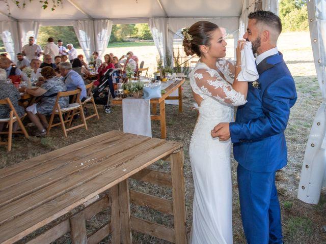 La boda de Miguel y Ivon en Allariz, Orense 319