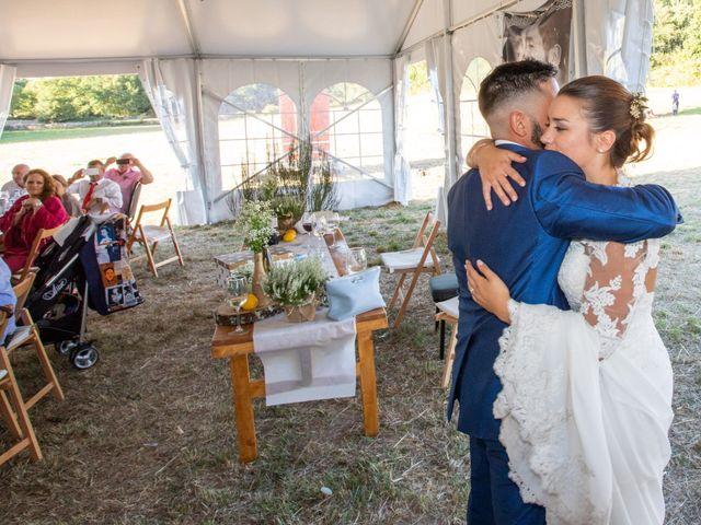 La boda de Miguel y Ivon en Allariz, Orense 320