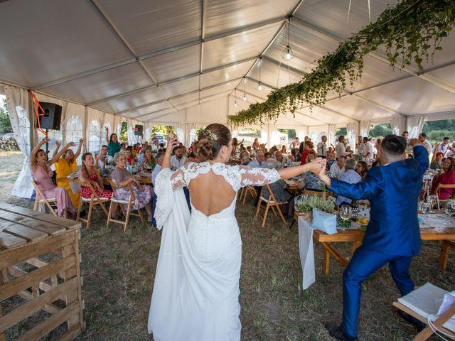 La boda de Miguel y Ivon en Allariz, Orense 321