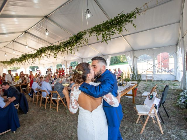 La boda de Miguel y Ivon en Allariz, Orense 322