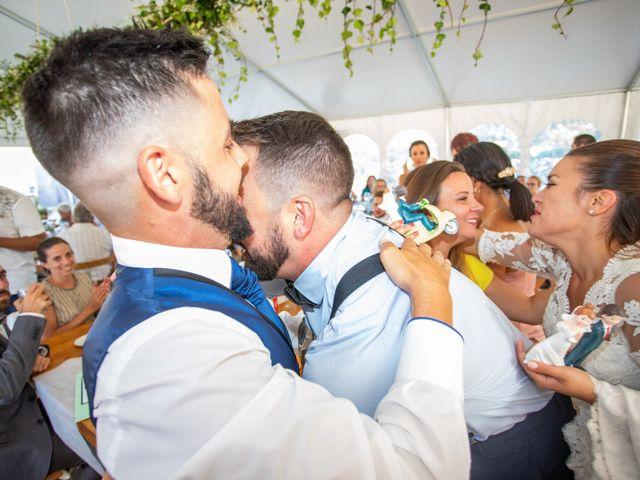 La boda de Miguel y Ivon en Allariz, Orense 323
