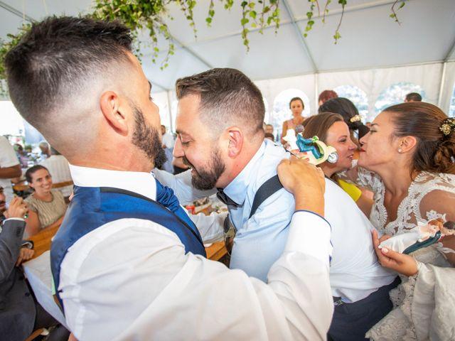 La boda de Miguel y Ivon en Allariz, Orense 324